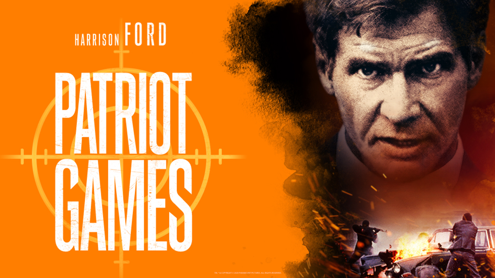 Patriot Games Banner